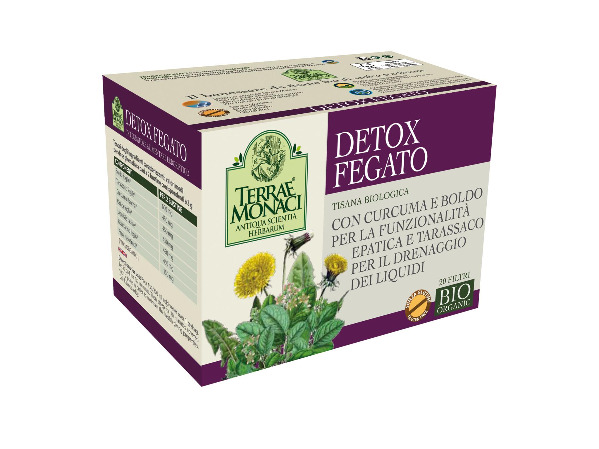 infuso detox fegato sentirsi gonfio anche dopo il periodo