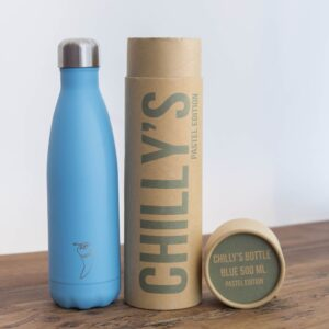 thermos tisane valverbe blue chillys